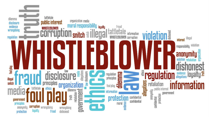 Training of Trainers on protection of whistleblowers