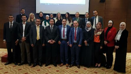 Sub-regional training for Jordanian and Palestinian anti-corruption authorities on investigating proceeds of corruption (23-24 April 2019)