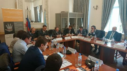 "5th Steering Committee meeting of the project on ""Protection of the Rights of Entrepreneurs in the Russian Federation from Corrupt Practices at the Municipal Level"" - PRECOP II"