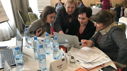 Training on good governance practices and measures to prevent corruption in procurement process at municipal level in the Russian Federation