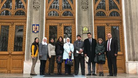 Study visit of the Jordanian Integrity and Anti-Corruption Commission to Romania