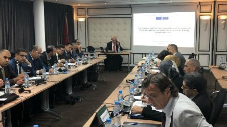 SNAC 3 Project raises awareness of CoE anti-corruption standards in Morocco
