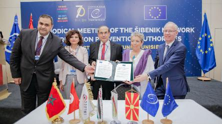 Jordan, Morocco, North Macedonia and Tunisia accede to the Šibenik Network of Corruption Prevention Agencies