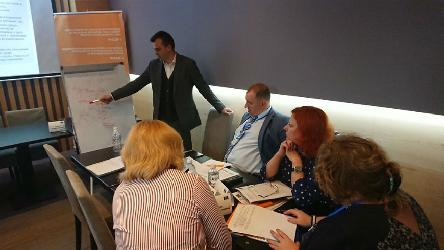 Training on Risk-based approach to inspections at regional and municipal levels in the Russian Federation