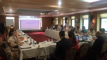 "The Steering Committee of the PGG II- project on ""Countering Money Laundering and Terrorism Financing in Belarus"" meets in Minsk"