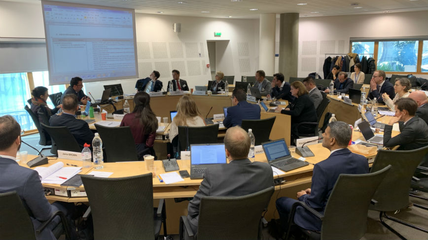 Council of Europe training of assessors on the 4th EU Anti-Money Laundering Directive