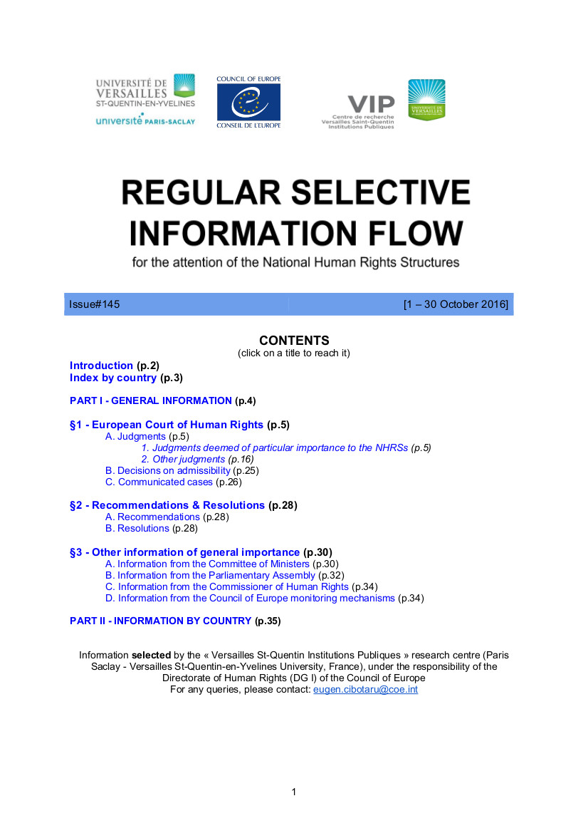 Regular Selective Information Flow (RSIF)