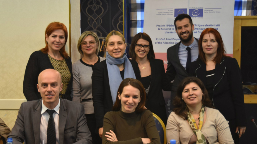 The 4th Inter-Institutional Working Group Meeting regarding the Effectiveness of the Albanian System of Human Rights protection and Anti-discrimination