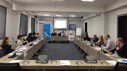 Georgian judges advancing their knowledge on the European Anti-Discrimination standards