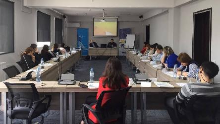 Training on ECHR standards on witness interrogation and fair trial standards for Judge Assistants of the common courts of Georgia
