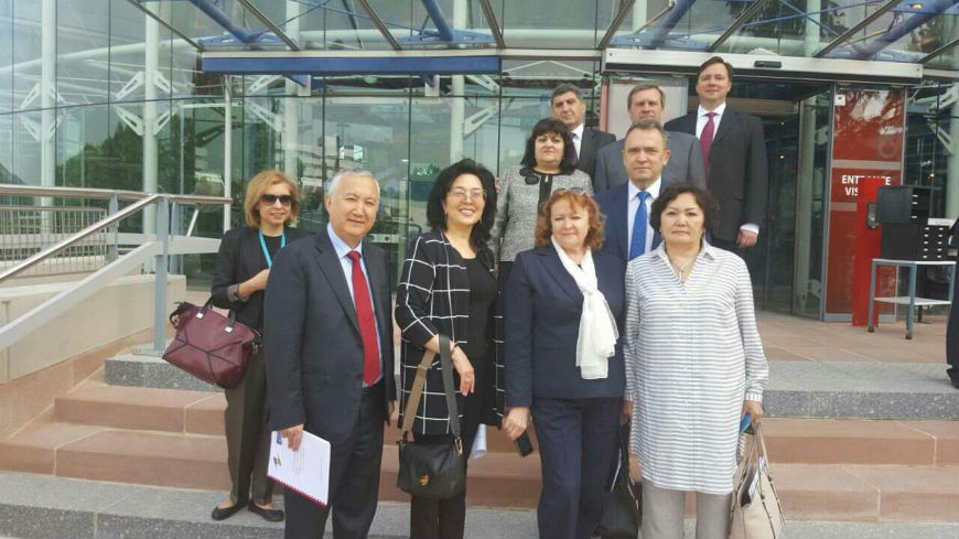 Study visit of Judges from the Court of Eurasian Economic Union (CEEU)