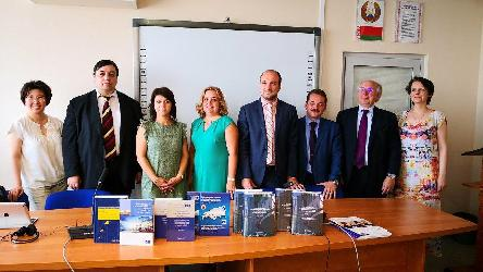 Human Rights publications presented in Minsk