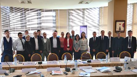 The CoE HELP course on Prohibition of Ill-treatment launched for Armenian investigators and prosecutors