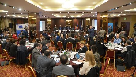 International Conference Marking the 10 Year Anniversary of the Armenian National Preventive Mechanism