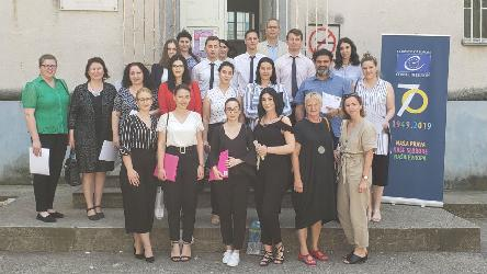 Moot Court Competition in Mostar