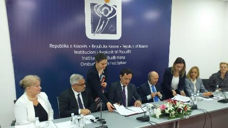 Formalizing cooperation between Kosovo* NPM and Swiss National Commission for Prevention of Torture