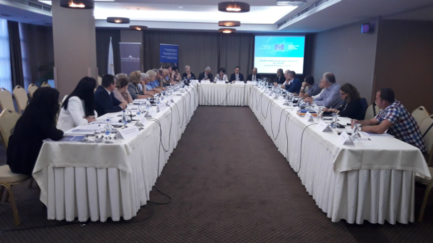"Project ""Strengthening the National Preventive Mechanism in Kosovo*"" officially launched"