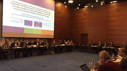 Council of Europe develops methodology for assessing pre-trial detention practice