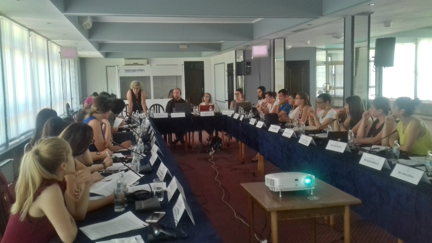 Summer School on the European Convention on Human Rights in Trebinje, Bosnia and Herzegovina