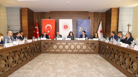 Fourth Round-Table and Consultation meeting with the Union of Turkish Bar Associations