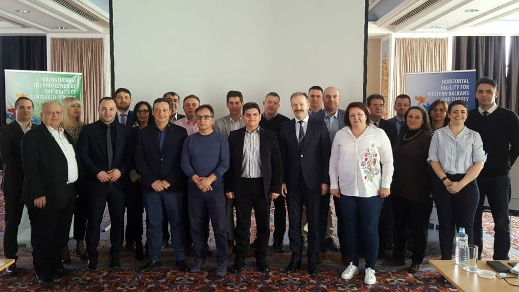 Training for prison governors and high-level prison management on radicalisation in prisons in North Macedonia