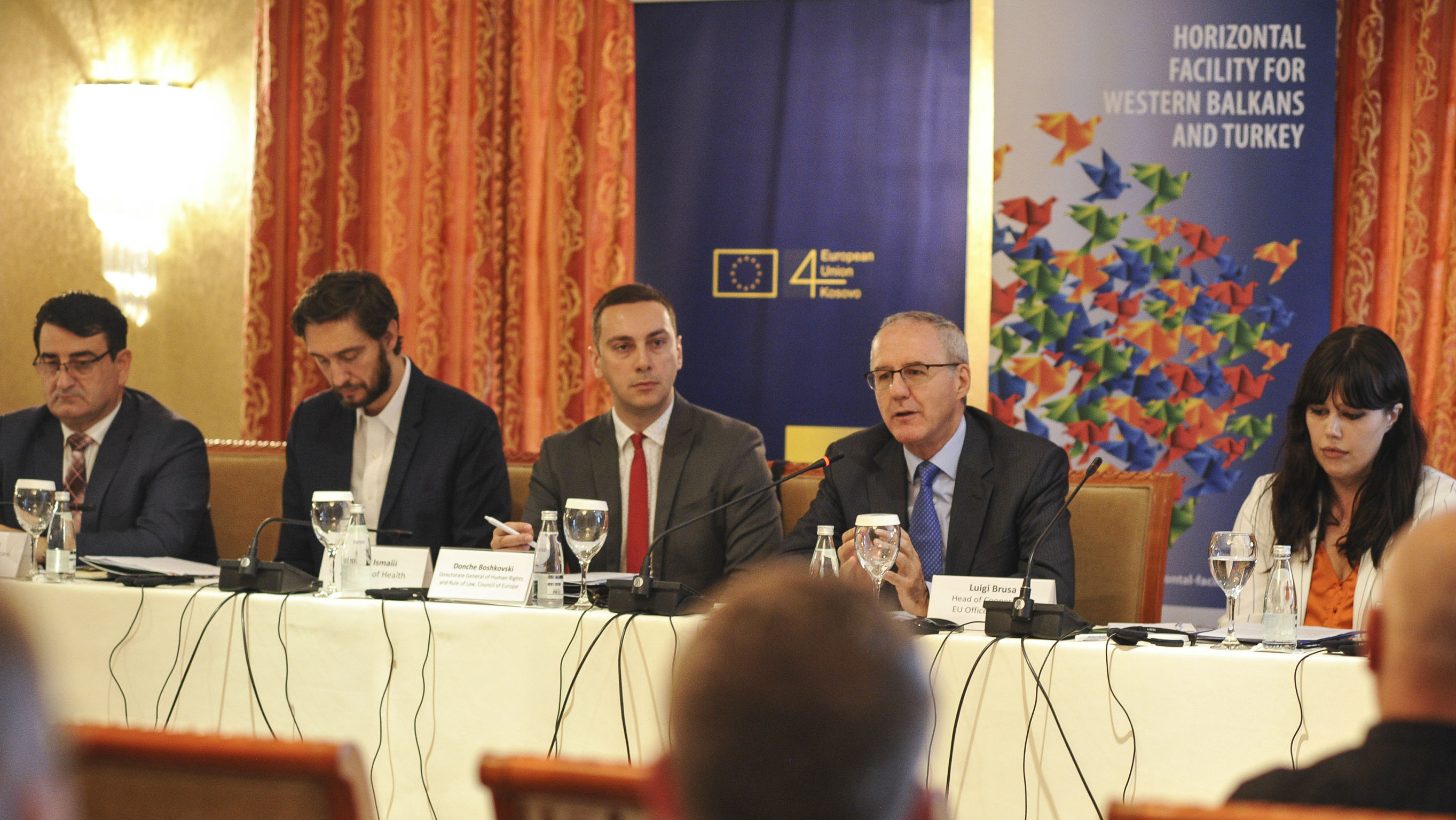 Closing Conference – Enhancing the protection of human rights of prisoners in Kosovo*