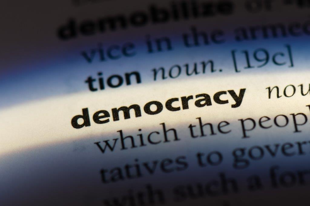 What makes for a healthy democracy?