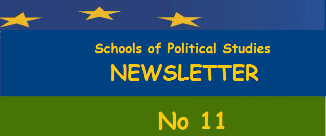 Newsletter 11 - May 2016