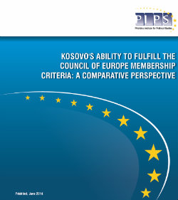 """Kosovo's* ability to fulfill the Council of Europe membership criteria: a comparative perspective"