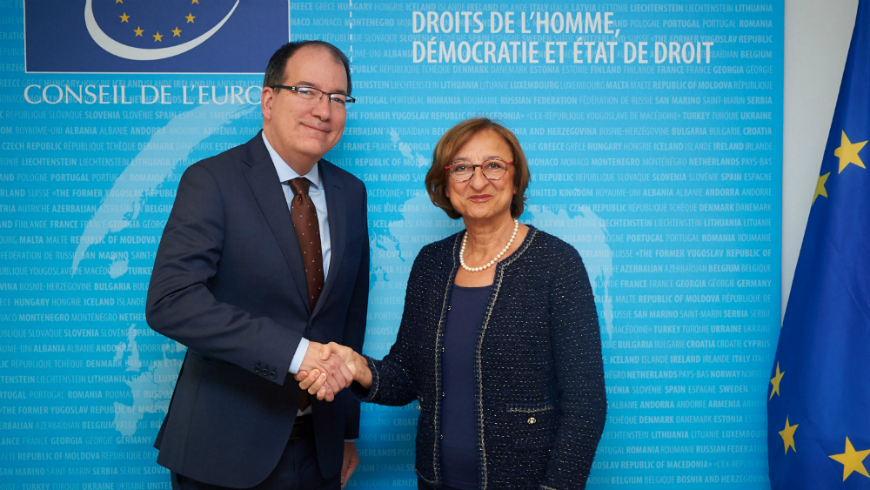 Canada to support Council of Europe Action Plan for Ukraine
