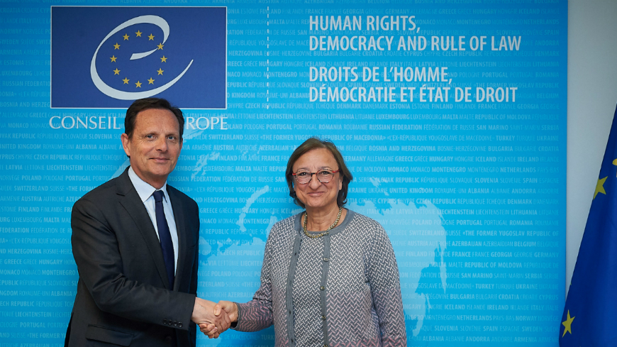 France makes voluntary contribution