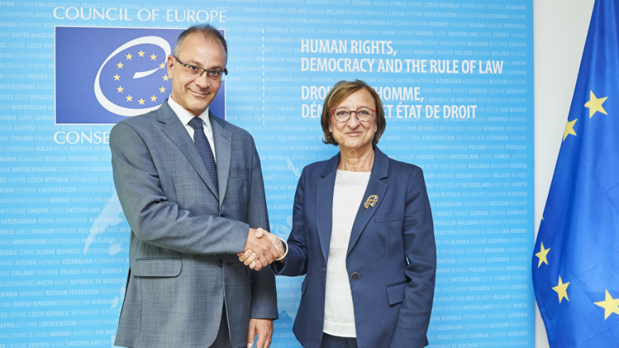 Luxembourg makes a voluntary contribution