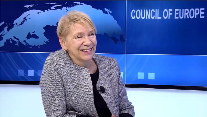 Interview with Mirja Peterson from the Swedish International Development Cooperation Agency