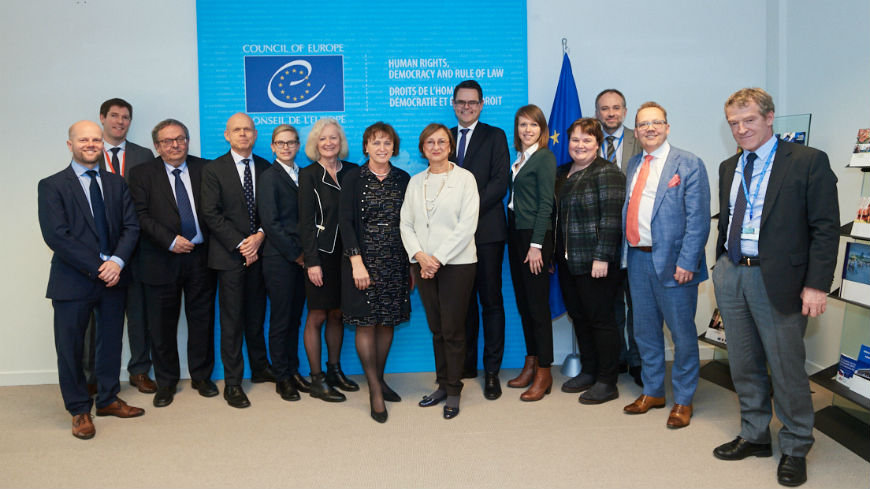 Council of Europe and the EEA and Norway Grants