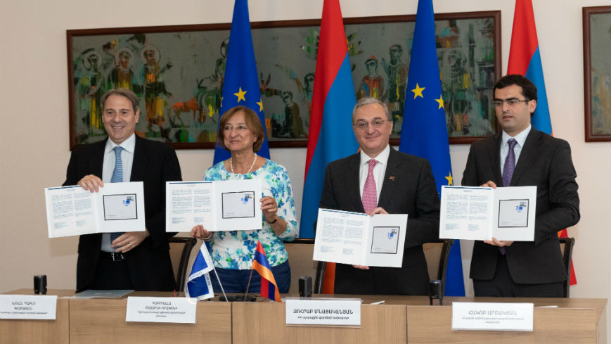 Launch of the Council of Europe Armenia Action Plan 2019-2022