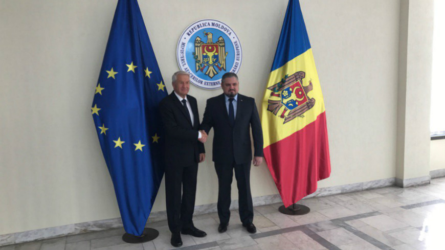 Secretary General to launch the Council of Europe Action Plan for the Republic of Moldova 2017-2020