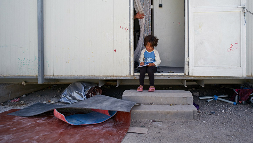 SRSG identifies main challenges for migrant and refugee children in Europe