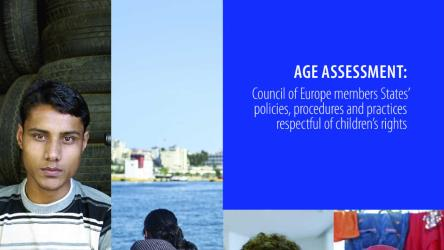 Age assessment, guide for parliamentarians and a visit to Hungarian transit zones