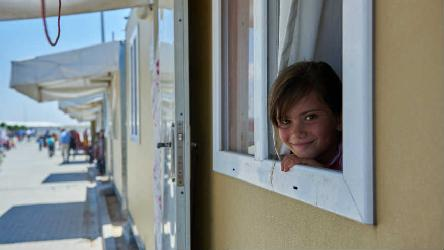 Concrete achievements to ensure the protection of refugee and migrant children