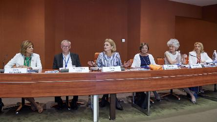 Final conference of the Parliamentary Campaign to end detention of migrant children