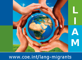 Linguistic integration of adult migrants