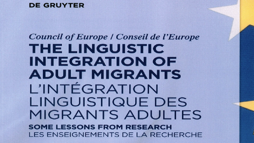 New Publication - The Linguistic Integration of Adult Migrants
