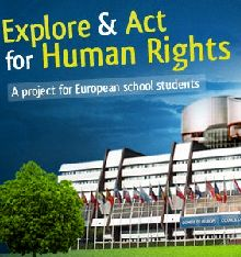 Explore and act for human rights