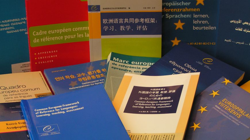 Council of Europe launches the CEFR Companion Volume with new descriptors