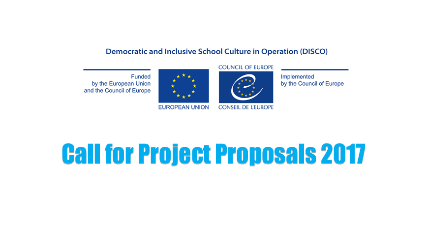 Call For Project Proposals   Joint Programme Democratic And