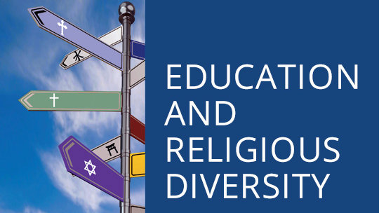 Launch of a new Education website: Education and Religious Diversity