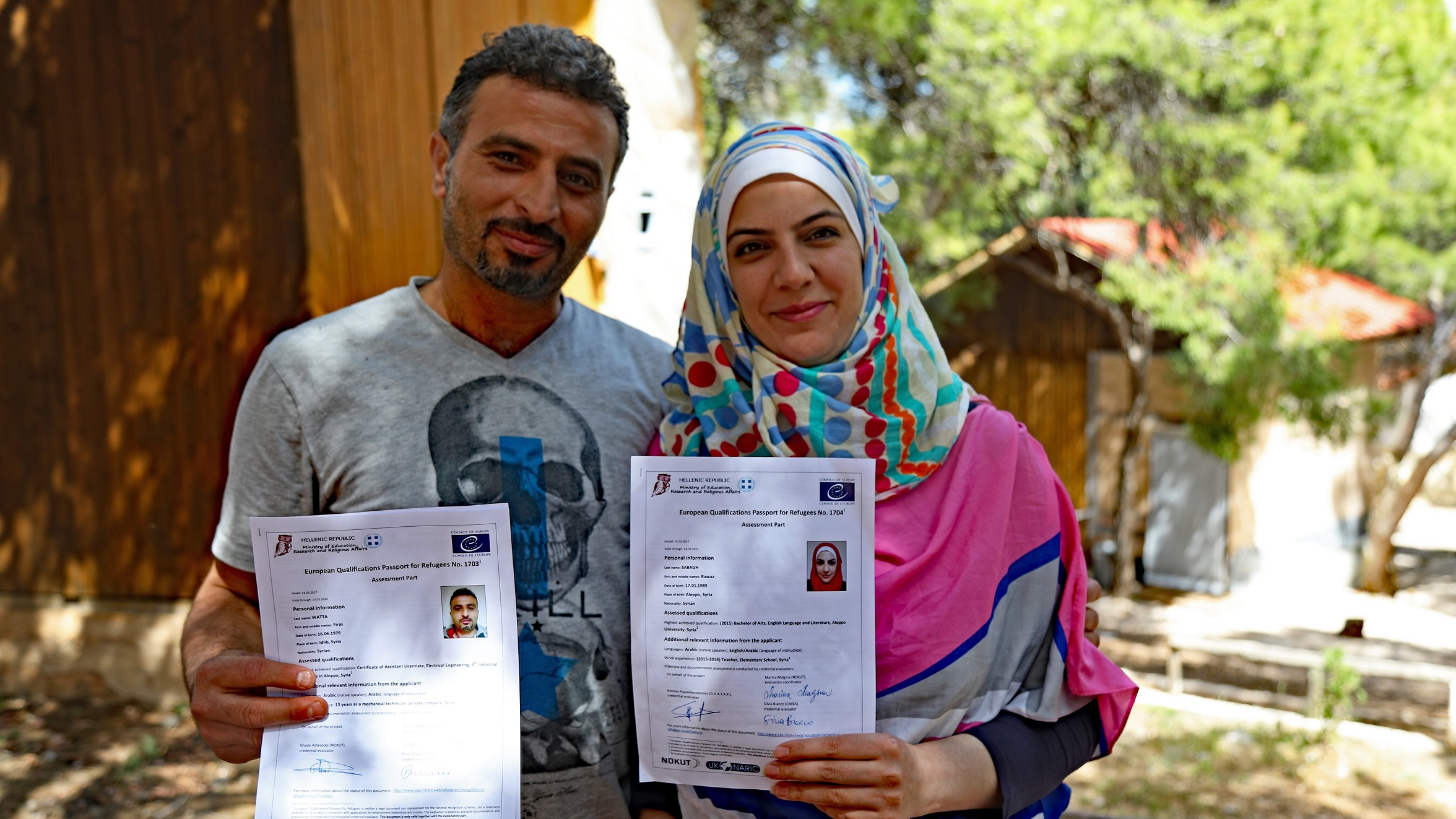 "Launch of new phase of Project ""European Qualifications Passport for Refugees"""