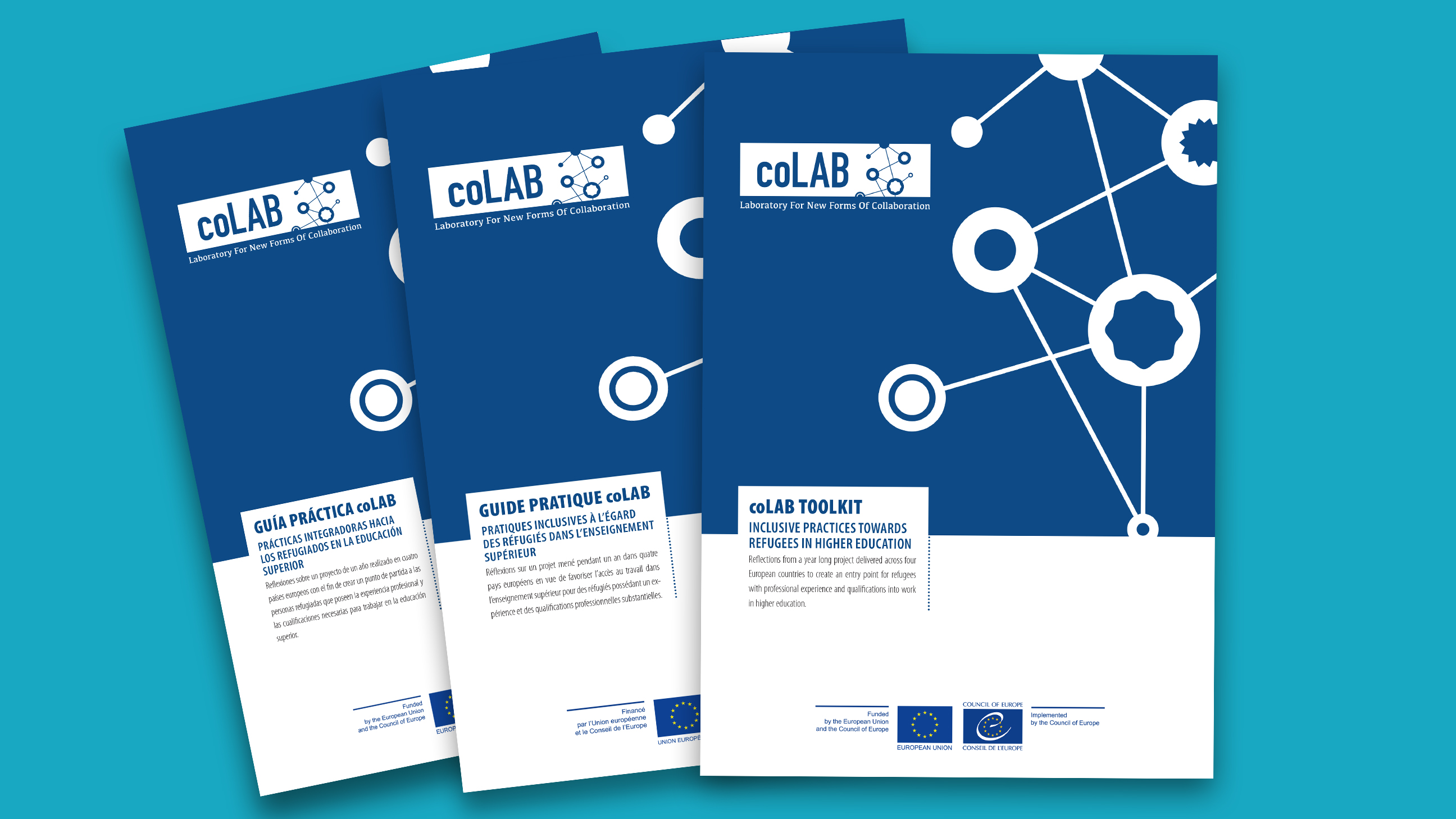 CoLAB Toolkit on integrating refugees as teaching staff into the academic environment