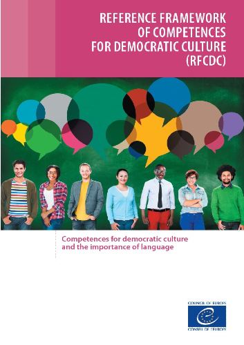 RFCDC - Competences for democratic culture and the importance of language