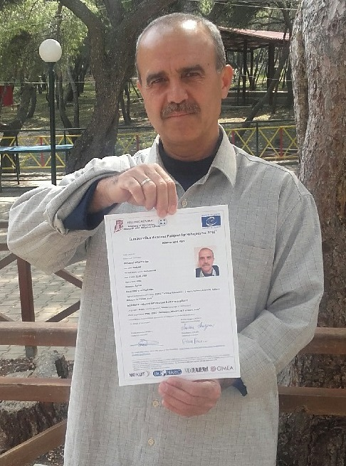 European Qualifications Passport for Refugees issued